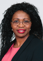 Dr Mimmie Ngum Chi Watts, Deputy Chair