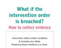 How to collect evidence safely