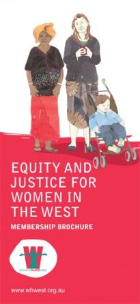 Join Women's Health West