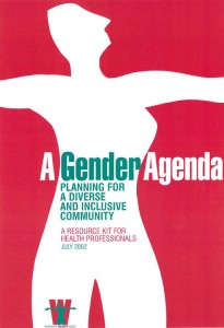 A Gender Agenda: Planning for a diverse and inclusive community