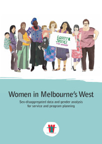 Women in Melbourne's west: data for health planning