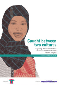 Caught between two cultures: consultation report 2014