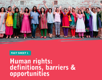 Our Community Our Rights Fact Sheets for Service Providers
