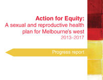 Action for Equity progress report 2015