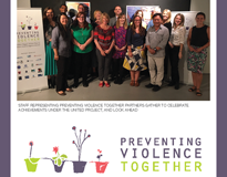 Preventing Violence Together Progress Brief 2015
