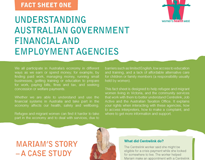 Understanding Australian Government financial and employment agencies