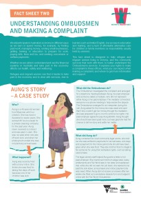 Understanding Ombudsmen and making a complaint
