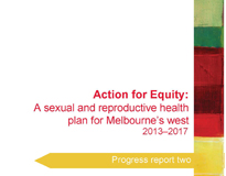 Action for Equity progress report 2016