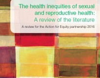 The health inequities of sexual and reproductive health: A review of the literature