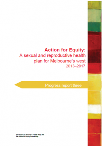 Action for Equity progress report 2017