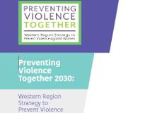 Preventing Violence Together 2030