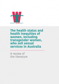 The health status and health inequities of women, including transgender women, who sell sexual services in Australia