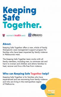 Keeping Safe Together
