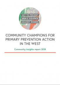 Community Insights Report 2018